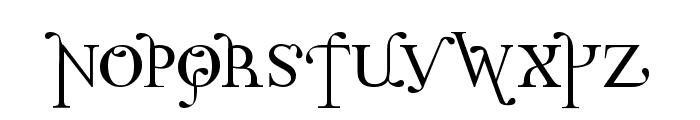 Parolm SmallCaps Font UPPERCASE