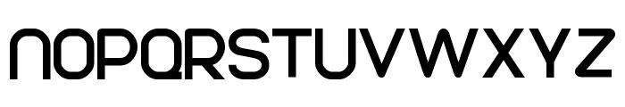 Parvoflavin Normal Font UPPERCASE