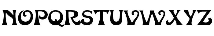Pasdenom Font LOWERCASE