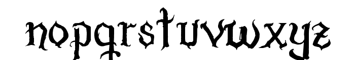 Pasi?n Ac?stica2 Bold Font LOWERCASE