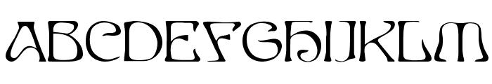 PassCaps Font LOWERCASE