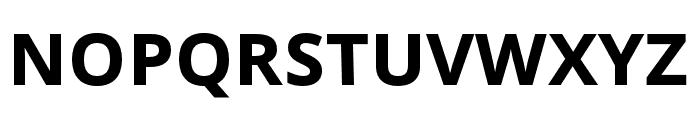 Passageway Bold Font UPPERCASE
