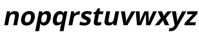 Passageway Italic Font LOWERCASE