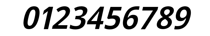 Passageway Light Italic Font OTHER CHARS