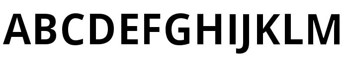 Passageway Light Font UPPERCASE