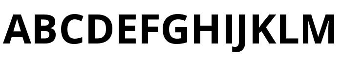 Passageway Font UPPERCASE