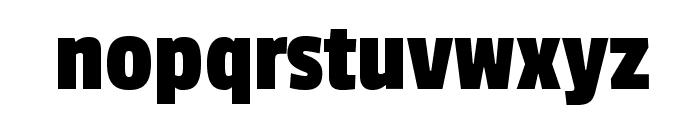 PassionOne-Regular Font LOWERCASE