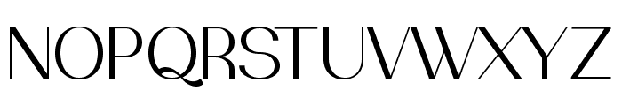 PassionSansPDbe-BookSmallCaps Font UPPERCASE