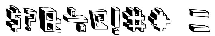 Pastas Black Font OTHER CHARS