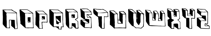 Pastas Black Font LOWERCASE