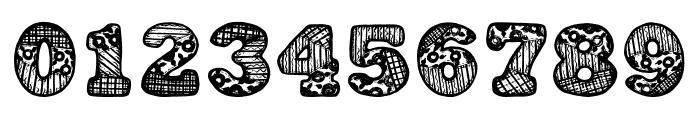 PatchworkAlphabet Font OTHER CHARS