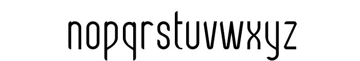 Patinio Contexto Font LOWERCASE