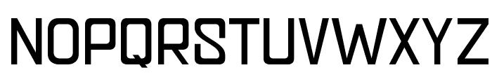 Patinio Futura Font UPPERCASE