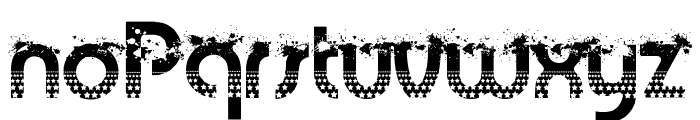 Patriot Anthem Font UPPERCASE