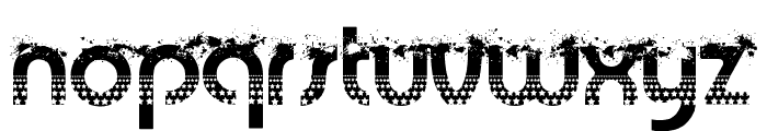 Patriot Anthem Font LOWERCASE