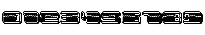 Patriotic Filled Regular Font OTHER CHARS