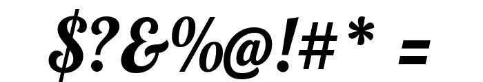 Pattaya Regular Font OTHER CHARS