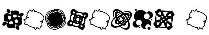 Patternalia Font OTHER CHARS