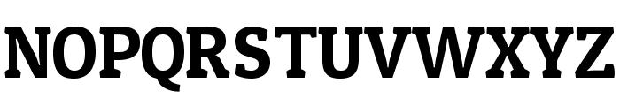 PatuaOne Font UPPERCASE