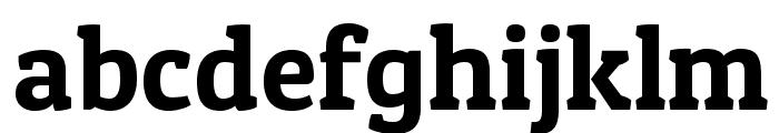 PatuaOne Font LOWERCASE