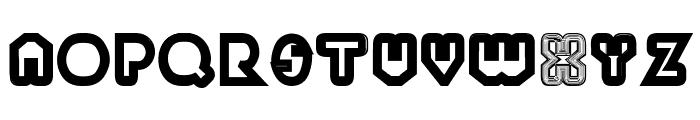 PaulKleinTwo Font LOWERCASE