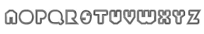 PaulKlein Font LOWERCASE