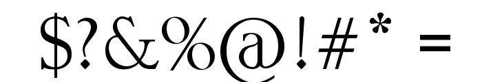 Pauls Celtic Font 1 Font OTHER CHARS