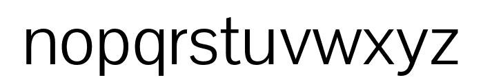 Pavanam Font LOWERCASE