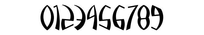 Pazuzu Font OTHER CHARS