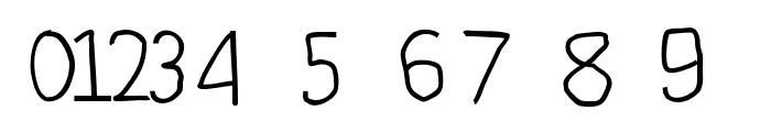 panji serif Font OTHER CHARS