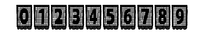 papelpicado-Regular Font OTHER CHARS