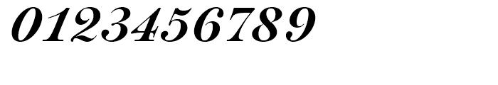 Paganini Bold Italic Font OTHER CHARS