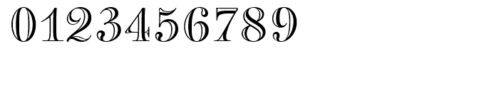 Paganini Open Font OTHER CHARS