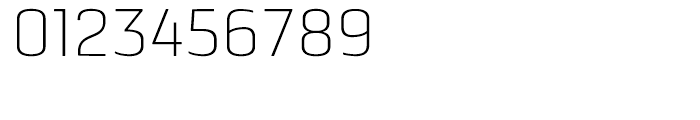 Pancetta Extra Light Font OTHER CHARS