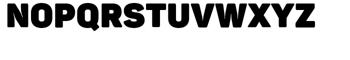 Panton Heavy Font UPPERCASE