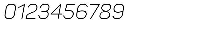 Panton Light Italic Font OTHER CHARS