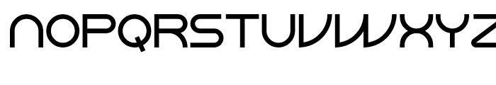 ParaCaps Medium Font UPPERCASE