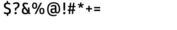 Parka Medium Font OTHER CHARS