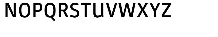 Parka Medium Font UPPERCASE