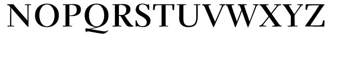 Parkinson Electra Bold Font UPPERCASE
