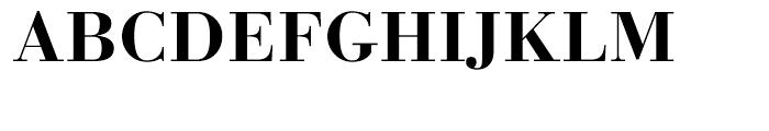 Parma Greek Bold Font UPPERCASE
