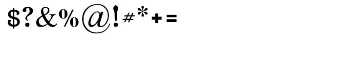 Pashkevil Medium Font OTHER CHARS