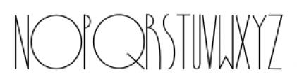 Passion Regular Font UPPERCASE
