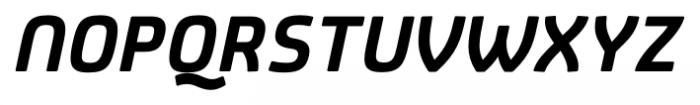 Patron Alt Bold Italic Font UPPERCASE