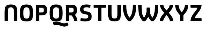 Patron Alt Bold Font UPPERCASE