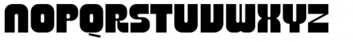 PAG Trust Font LOWERCASE