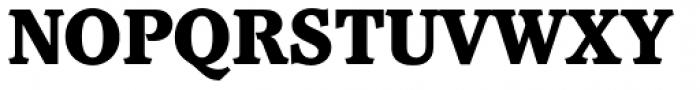 Pacella Std Black Font UPPERCASE