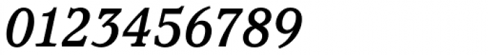 Pacella Std Medium Italic Font OTHER CHARS