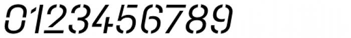 Pacifista Medium Italic Font OTHER CHARS
