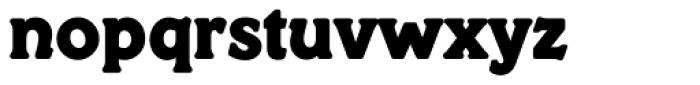 Paddington Font LOWERCASE